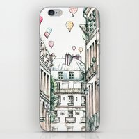 City Love iPhone & iPod Skin