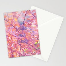 Forest Delight Stationery Cards