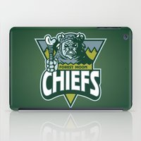 Forest Moon Chiefs - Gre… iPad Case