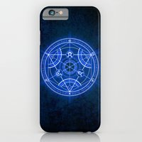Human Transmutation Circle iPhone 6 Slim Case