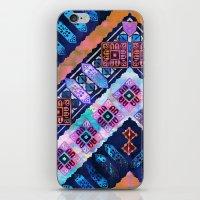 Mavis Chevron iPhone & iPod Skin
