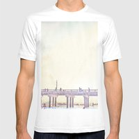 California Dreamin' In N… Mens Fitted Tee White SMALL