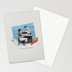 I Need You So Much loser Stationery Cards
