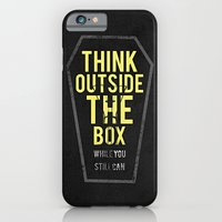 think outside the box, while you still can iPhone 6 Slim Case