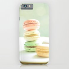 Hmmm Macarons iPhone 6 Slim Case