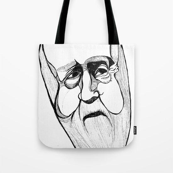 hubert Tote Bag