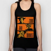The Good, the bad and the wookiee Unisex Tank Top