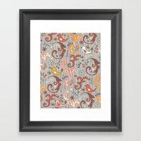 Fandango Framed Art Print