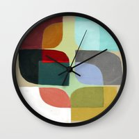 Color Overlay Wall Clock