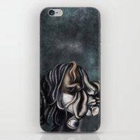 a cubistic me iPhone & iPod Skin