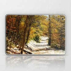 The First Snow Laptop & iPad Skin