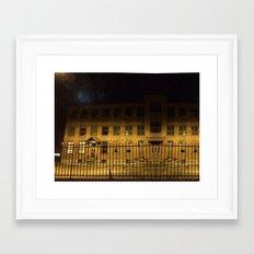 The Wherehouse Framed Art Print