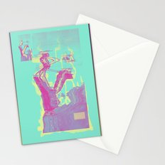 Excavacation Stationery Cards