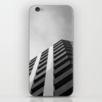 angular fade iPhone & iPod Skin