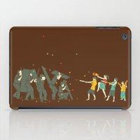 The Children Are Revolti… iPad Case