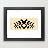 Crown of The King Framed Art Print