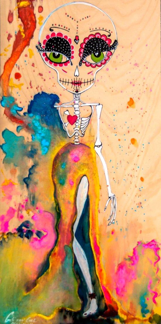 Fridaneska Art Print