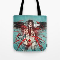 Nymph IV: Exclusive Tote Bag