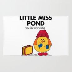 Little Miss Pond Rug