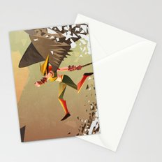 Flying and Hitting Stuff is Awesome Stationery Cards