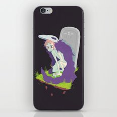 There's Still Bone Beneath the Gums iPhone & iPod Skin