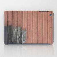Red Vs. Black iPad Case