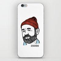 Zissou iPhone & iPod Skin