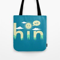i will shine Tote Bag