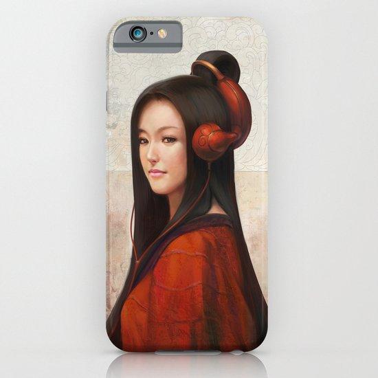 Pepper Orient iPhone & iPod Case