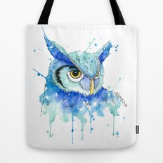 Color Hedwig  Tote Bag