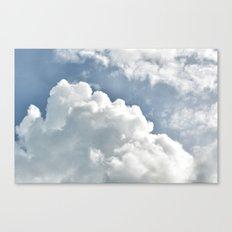 Cumulus Sky Canvas Print