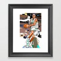 Rondo Framed Art Print