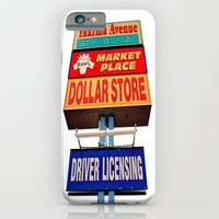 iPhone & iPod Case featuring Tacoma Saar's by Vorona Photography