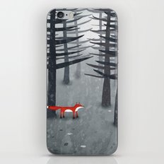 The Fox and the Forest iPhone & iPod Skin