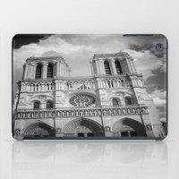 Notre Dame iPad Case
