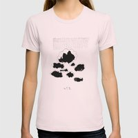 418 Womens Fitted Tee Light Pink SMALL