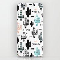 Indian Summer Cactus Gar… iPhone & iPod Skin