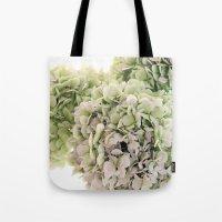 Hydrangea Tote Bag