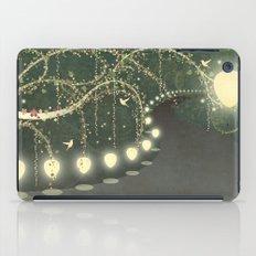 Guiding Lights iPad Case