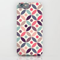 iPhone & iPod Case featuring Batik Kawung by Mamoizelle