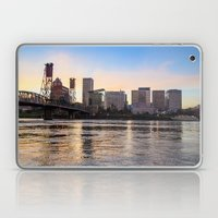 That Portland Skyline 2 Laptop & iPad Skin