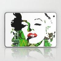 Marilyn M. Laptop & iPad Skin