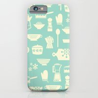 iPhone & iPod Case featuring Kitchen Culture by shiny orange dreams