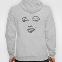 Marilyn Monroe WordsPort… Hoody