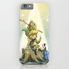 Forest Aria iPhone 6 Slim Case