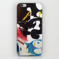 NIRVANA/FELIX iPhone & iPod Skin