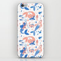 Ocean treasures iPhone & iPod Skin