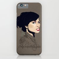 iPhone & iPod Case featuring Gasoline Bride by J.Nell Konschak