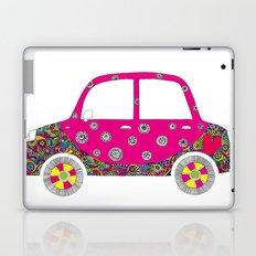 Colorful car Laptop & iPad Skin