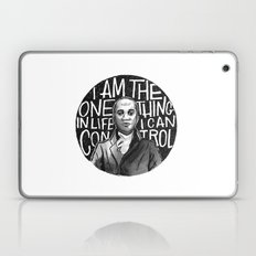 Wait For It [Aaron Burr] Laptop & iPad Skin